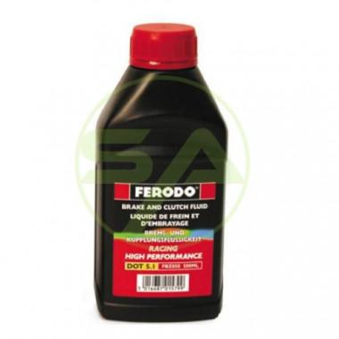 Liquide de frein Ferodo Formula DOT5.1 miscible