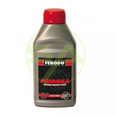 Liquide de frein Ferodo Formula DOT4 non miscible