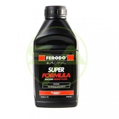 Liquide de frein Ferodo Super Formula DOT4 non miscible