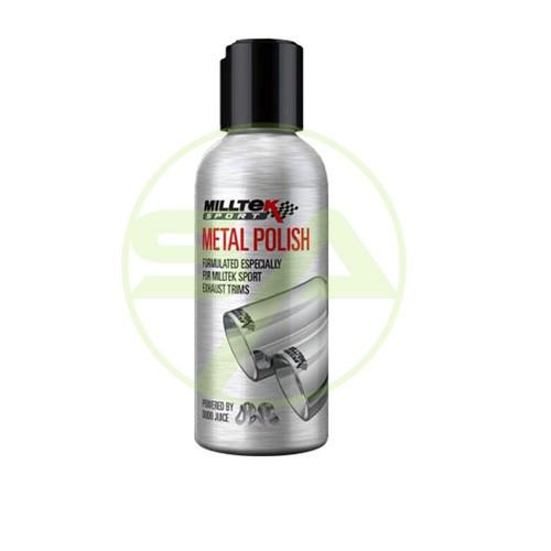 Nettoyant Milltek metal polish 100 ml
