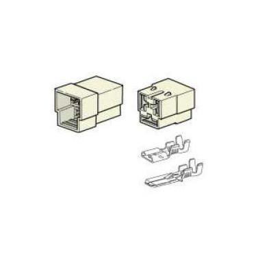 Connecteurs électriques de 1 à 8 voies