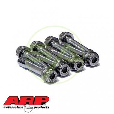Kit goujons de culasse pour Ford 2.3L Ecoboost matière ARP 8740 - Ecrous 12 Pans - Gougeons Allégés