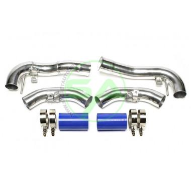Kit durites aluminium Ta-Technix admission pour Audi RS4 (B5)