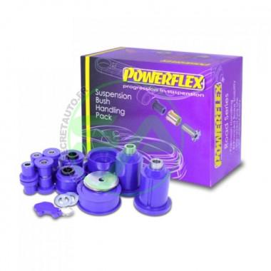 Pack silentblocs Powerflex (gamme standard violet) pour Bmw E30 M3