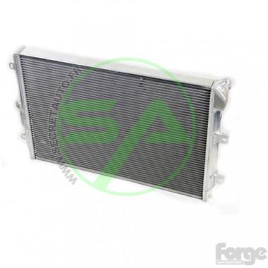 Radiateur d'eau aluminium Forge Motorsport pour Skoda Octavia 2.0 TFSI