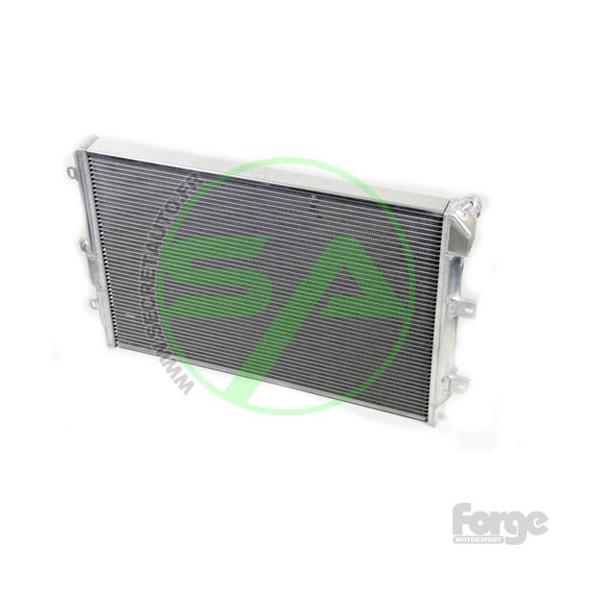 Radiateur d'eau aluminium Forge Motorsport pour Volkswagen Golf 6 R