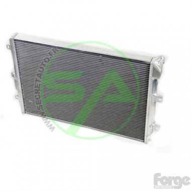 Radiateur d'eau aluminium Forge Motorsport pour Volkswagen Scirocco 2.0 / Scirocco R