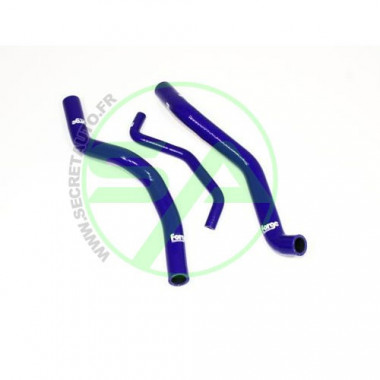 Kit durites silicone Forge Motorsport de chauffage pour Volkswagen Golf 5 GTI / ED30