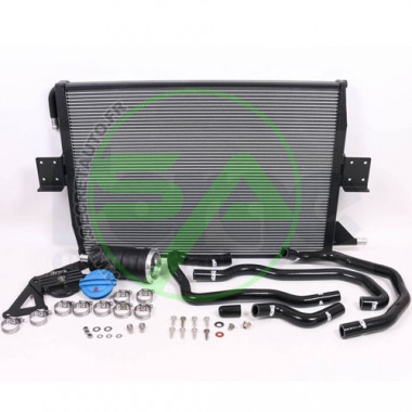 Radiateur d'eau aluminium Forge Motorsport pour Audi S4 (B8) 3.0 TFSI (avec 1 seul radiateur de série)