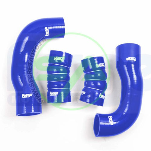 Kit durites silicone de turbo Forge Motorsport pour Audi RS6 (C6) V10 bi-turbo