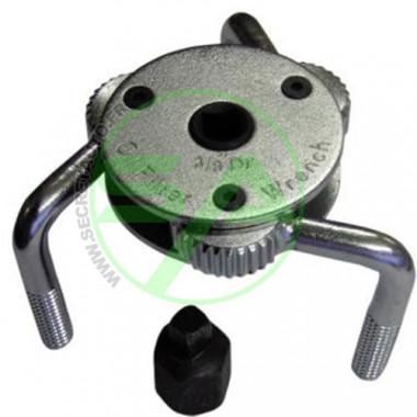 Clé de filtre à huile de 50 à 120 mm