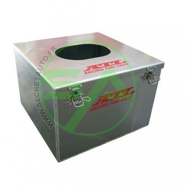 Caisson pour réservoir Horizontal ATL 120L. Dimensions 671x671x340 mm. FIA