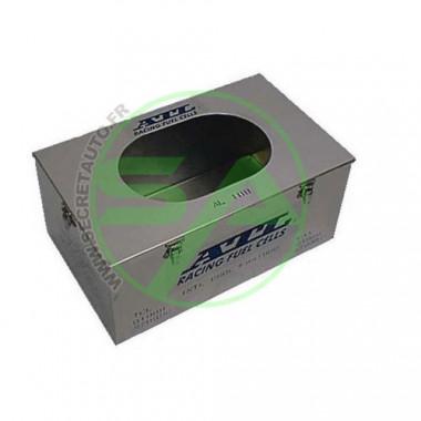 Caisson pour réservoir Horizontal ATL 170L. Dimensions 671x671x445 mm. FIA