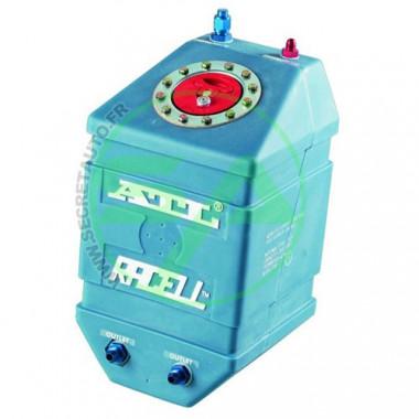 Réservoir vertical ATL 10L. Dimensions 203x203x381 mm. FIA