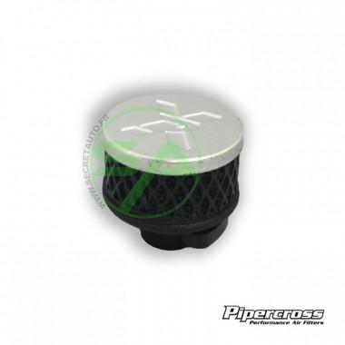 Filtre reniflard d'huile en mousse Pipercross avec entrée en caoutchouc. Diamètres 13 - 16 - 19 mm
