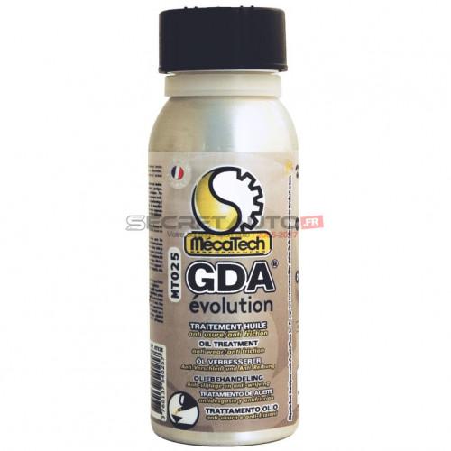 Additif traitement d'huile moteur / BV / Pont Mécatech GDA Evolution 120 ml