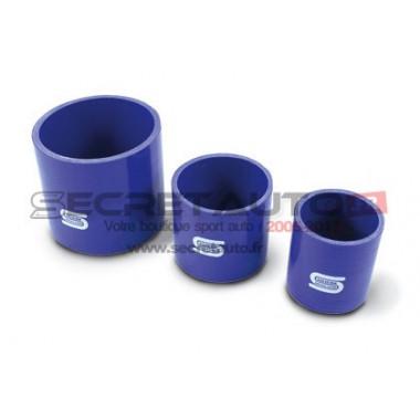 Coupleur silicone Silicon Hoses bleu