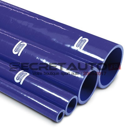 Tube droit silicone Silicon Hoses longueur 1 mètre
