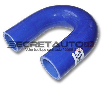 Coude silicone 180° Silicon Hoses
