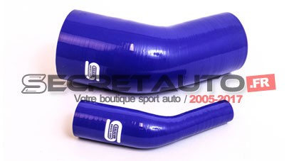 Coude réducteur 45° silicone Silicon Hoses