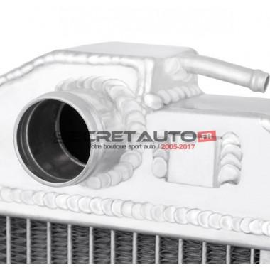 Connection de durite d'eau pour le radiateur d'eau aluminium Mishimoto pour Bmw M3 E30