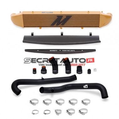 Kit complet intercooler Mishimoto pour Ford Fiesta ST180