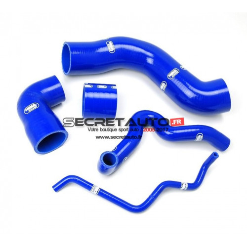 Kit durites silicone Samco Sport de turbo