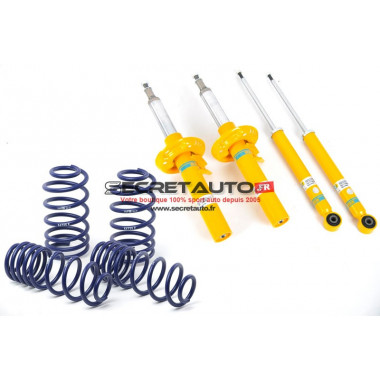 Kit suspension Bilstein B6 avec ressorts H&R