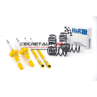 Kit suspension Bilstein B8 avec ressorts H&R