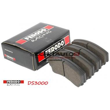 Plaquettes de frein Ferodo DS3000