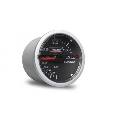 Manomètre Prosport de pression de turbo 2 bars