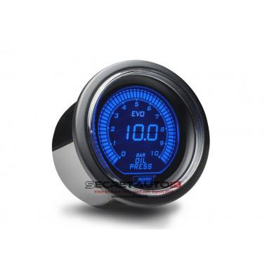 Manomètre digital de pression d'huile Prosport EVO CT-PH-005