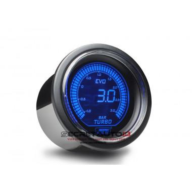 Manomètre digital de pression de turbo Prosport EVO