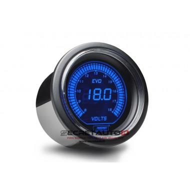 Manomètre digital voltmètre Prosport EVO