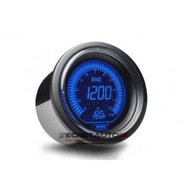 Manomètre digital de température d'échappement (EGT) Prosport EVO