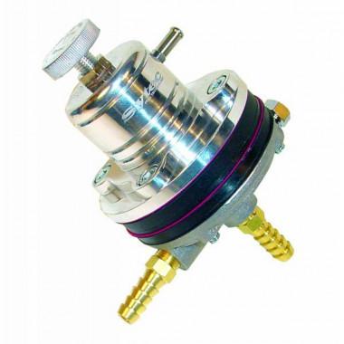 Régulateur de pression d'essence Sytec Race pour moteur injection - Ratio 1.1,7 (de 1 à 5 bars)