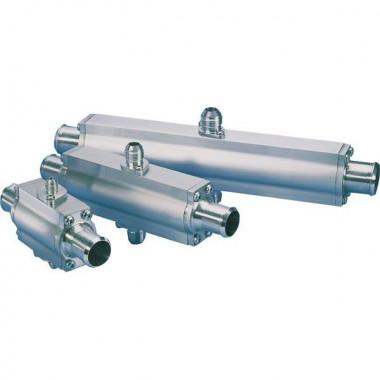 Echangeur eau - huile - longueur 160 mm LAMINOVA