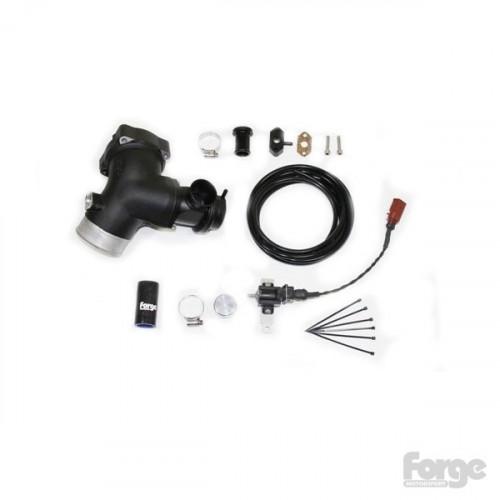 Kit dump valve gros débit Forge Motorsport pour Audi TTRS. Avec kit de montage. FMARSDV