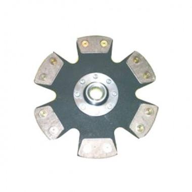 Disque d'embrayage en métal fritté amorti SFA pour Volkswagen Golf 4 1,9 TDI / 4 Motion