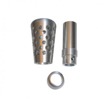 Pommeau F2000 en aluminium