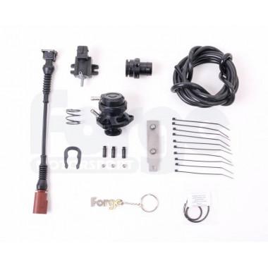 Dump valve à dépression Forge Motorsport pour Audi TT (8J) 1.4T, 1.8T, 2.0T FSI, 2.0 TFSI avec turbo IHI