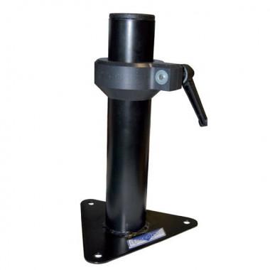 Support de roue de secours Speedpro en acier 25cm