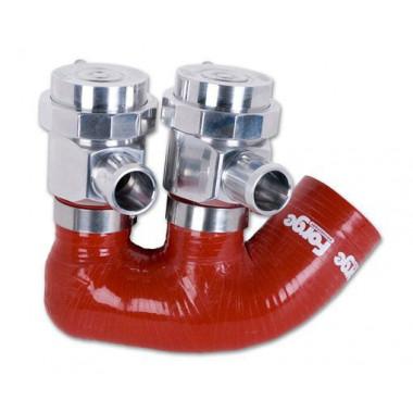Durite silicone Forge Motorsport pour montage dump valve à recirculation Porsche 996