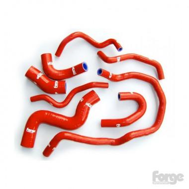 Kit durites silicone Forge Motorsport pour refroidissement Seat Altea 2,0 TFSI