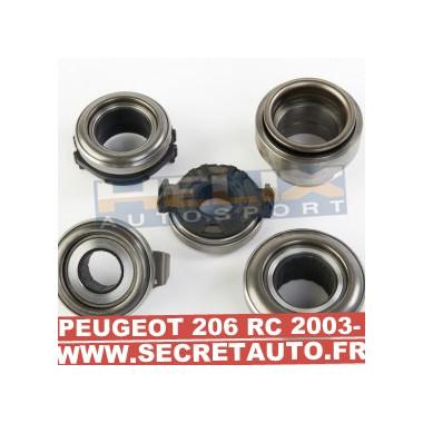 Butée d'embrayage Helix pour Peugeot 206 RC 180cv à partir de 2003