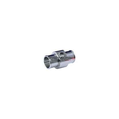 Adaptateur de sonde de température d'eau pour durite silicone en aluminium