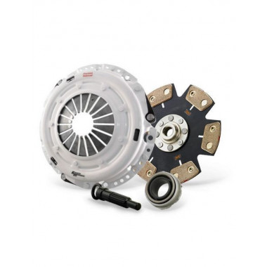 Kit embrayage renforcé Sachs (mécanisme + disque métal fritté rigide) Audi A3 8P 2.0 TDI volant moteur LUK