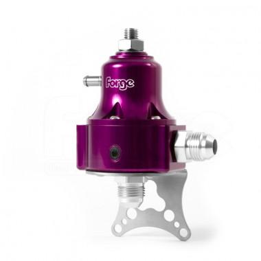 Régulateur de pression d'essence universel Forge Motorsport anodisée violet