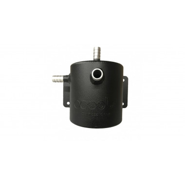 Récupérateur d'huile OBP 0.5 litre noir mat