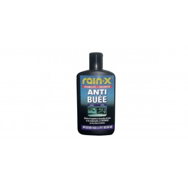 Produit Rain X anti-buée 200 ml flacon applicateur